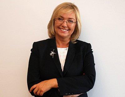 Profesor Hanna Paluszkiewicz